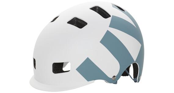 UVEX hlmt 5 bike pro hjelm grå/hvid